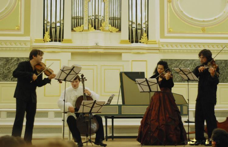 Музыкальное приношение дому Романовых