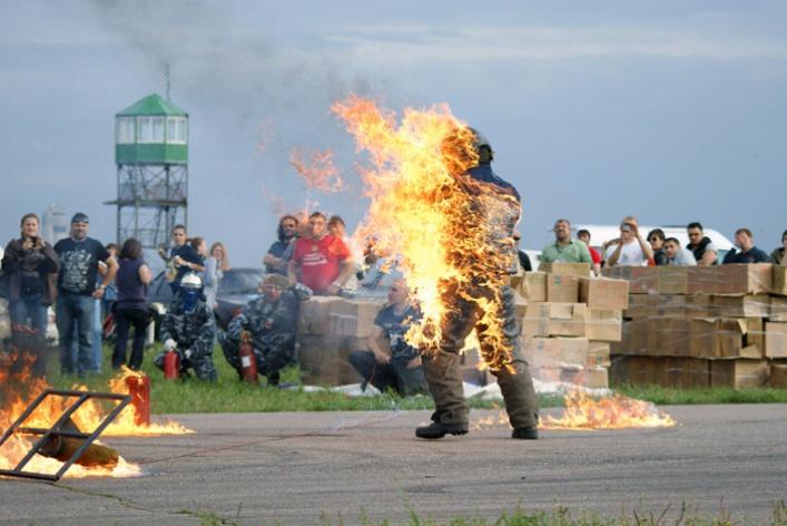 Фестиваль каскадеров «Прометей»