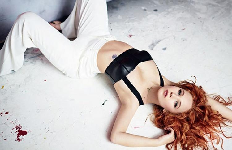 20самых сексуальных актрис до30 Фото №401281