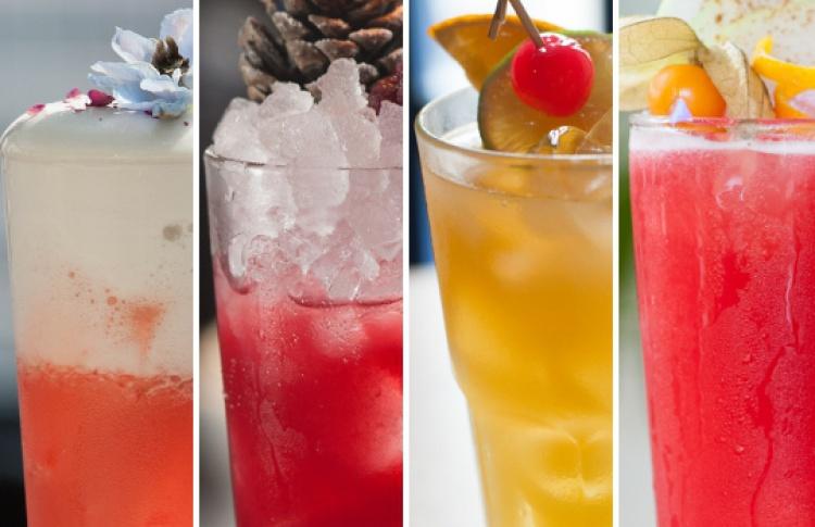 Лучшие летние коктейли вбарах Москвы