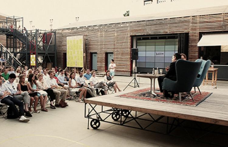 Creative Mornings: Олег Шапиро и Дмитрий Ликин