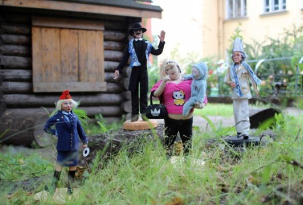 Жители Петербурга - Фото №2