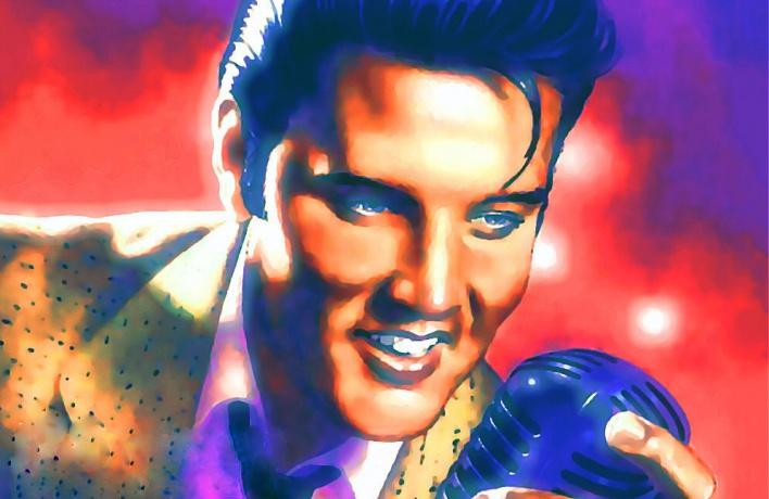 Вамериканских «Двух палочках» продйет уик-енд имени Элвиса Пресли