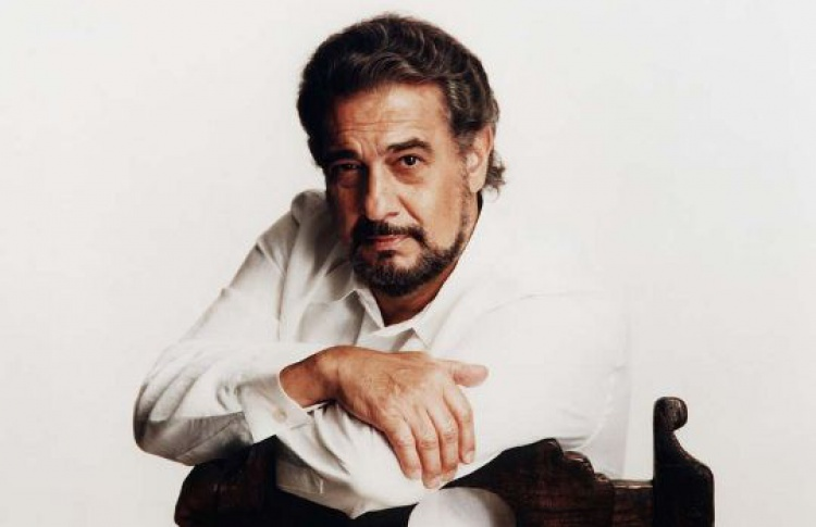 """Кумиры XX века"": ""Great Arias with Placido Domingo and friends"""