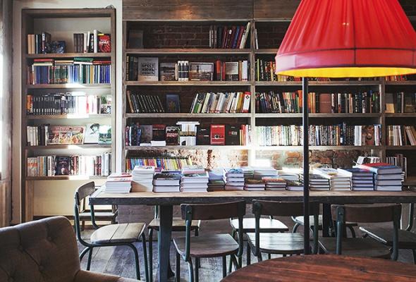 Biblioteka food and the city - Фото №5