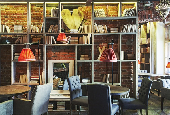 Biblioteka food and the city - Фото №8