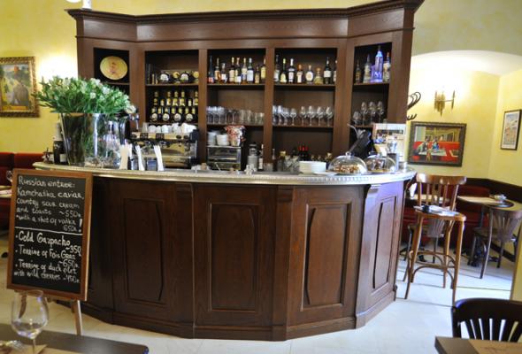 Винный бар Garçon - Фото №1