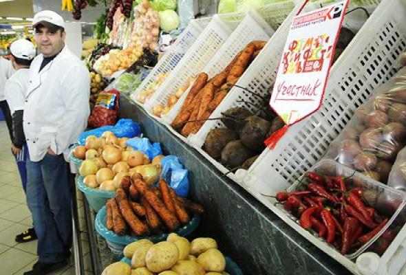 Дорогомиловский рынок - Фото №2