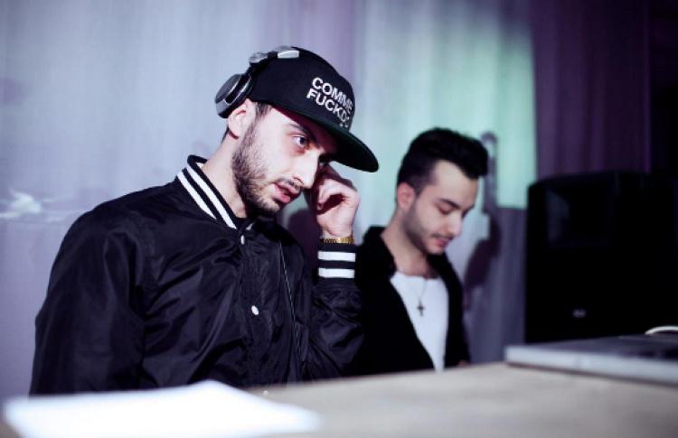 «Electronica Showcase»: Aanbreken + DJ Sasha Khizhnyakov и др.