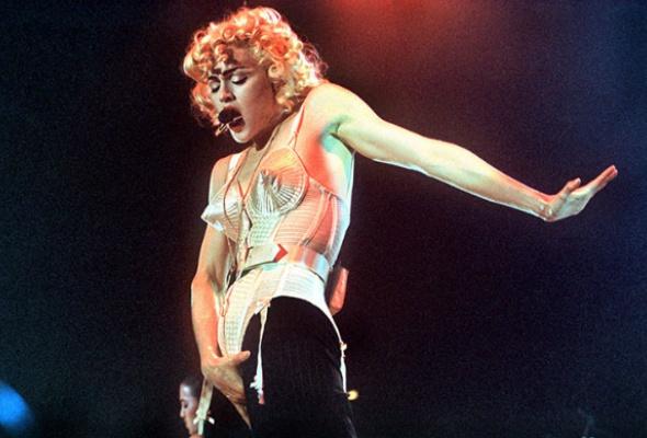 10ключевых эпизодов вбиографии Мадонны - Фото №2