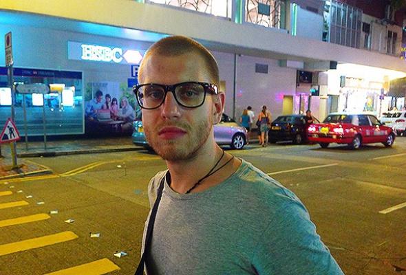 Сергей, 31год, бизнесмен, живет вГуанчжоу шесть лет - Фото №0