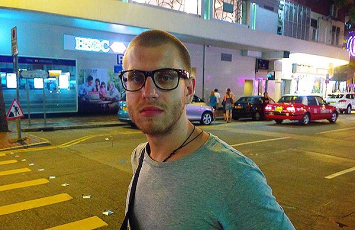 Сергей, 31год, бизнесмен, живет вГуанчжоу шесть лет