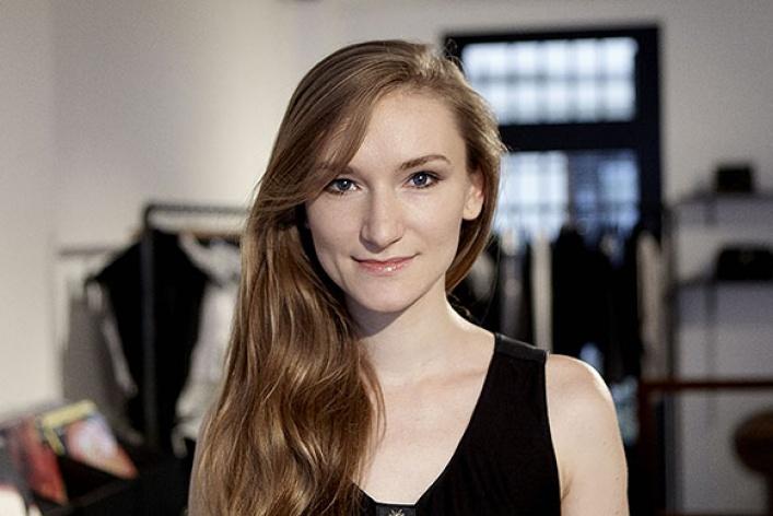 Ольга, 24года, управляющий партнер Springsioux (Франция), вПариже три года