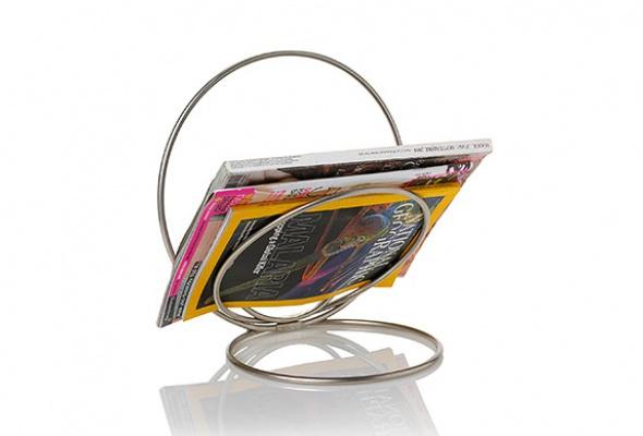 6подставок для журналов икниг - Фото №4