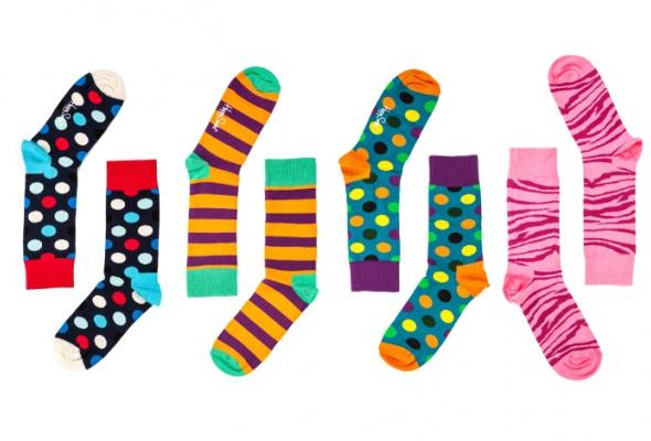Большой корнер Happy Socks - Фото №3