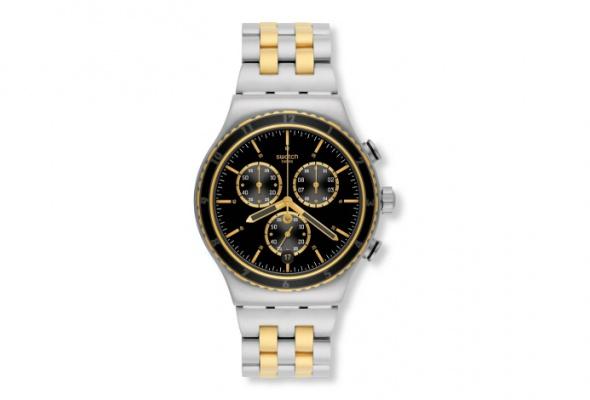 УSwatch появились новые часы ссерьезным дизайном - Фото №2
