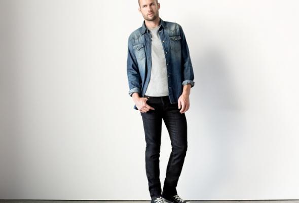 Новые модели мужских джинсов - Фото №0