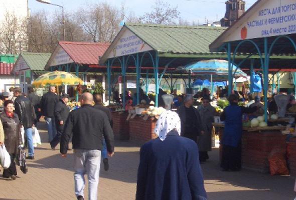 Преображенский рынок - Фото №2
