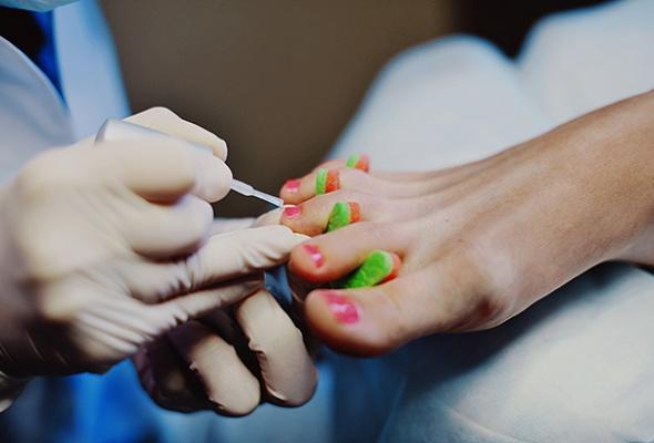 Ноги— вруки - Фото №0