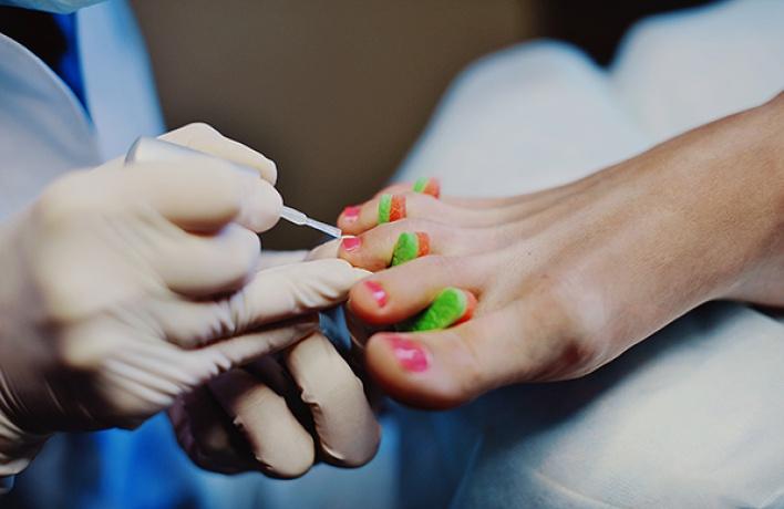 Ноги— вруки