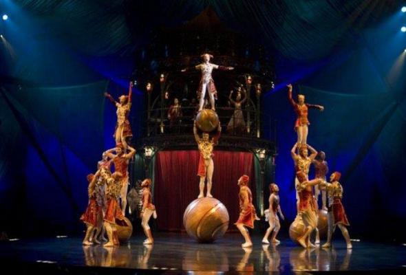 KOOZA. Cirque du Soleil - Фото №0