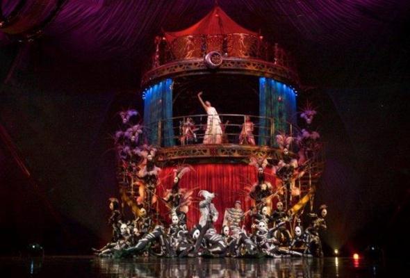 KOOZA. Cirque du Soleil - Фото №1