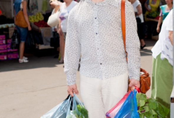 Рыночная стратегия: гурманы Москвы олучших рынках - Фото №4