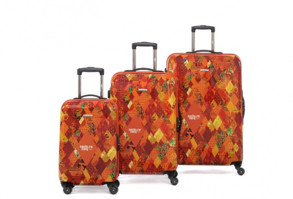 Samsonite выпустили чемоданы кОлимпиаде - Фото №1
