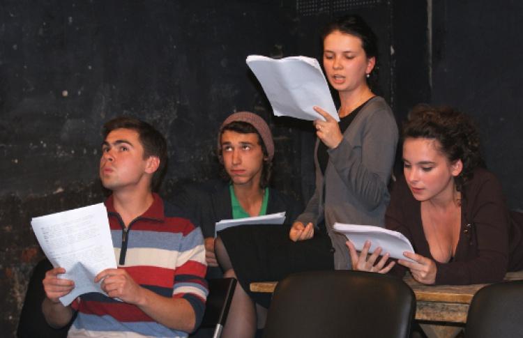 Фестиваль молодой драматургии «Любимовка-2013»