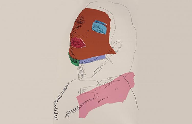 Выставка работ Энди Уорхола «Леди иджентльмены»