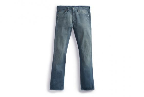 Новые модели мужских джинсов - Фото №1