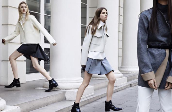 Zara запускает он-лайн магазин вРоссии