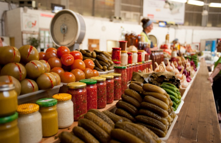 15лучших рынков Москвы Фото №402757