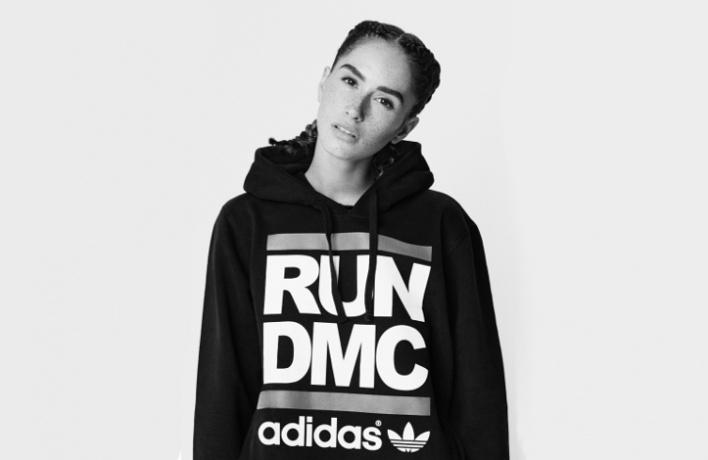 Совместная коллекция adidas Originals иRun DMC