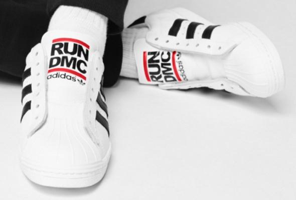 Совместная коллекция adidas Originals иRun DMC - Фото №1