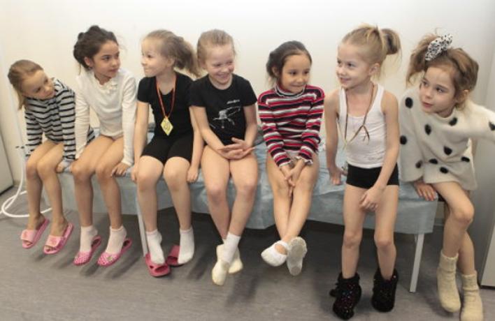 Академия танца Бориса Эйфмана начинает первый учебный год