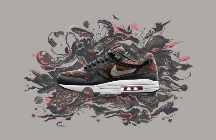 Nike выпустили пять новых Air Max