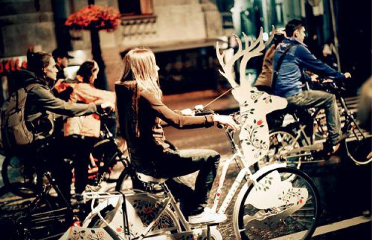 ВСмольном придумали налог для велосипедистов.