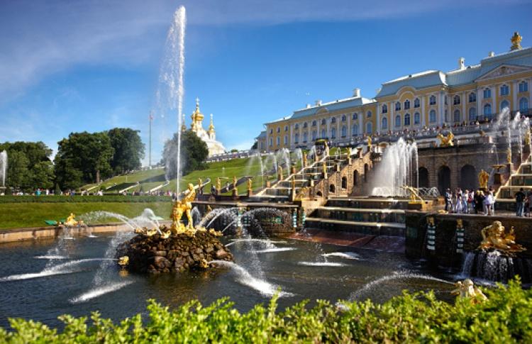 Нижний парк (Петергоф)