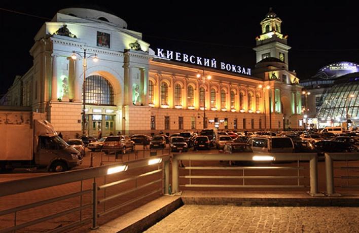 Вокзалы украсят дизайнерской подсветкой