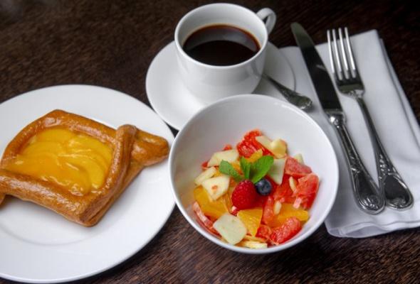 Легкий завтрак - Фото №0