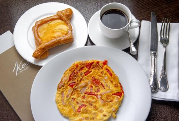 Легкий завтрак - Фото №2