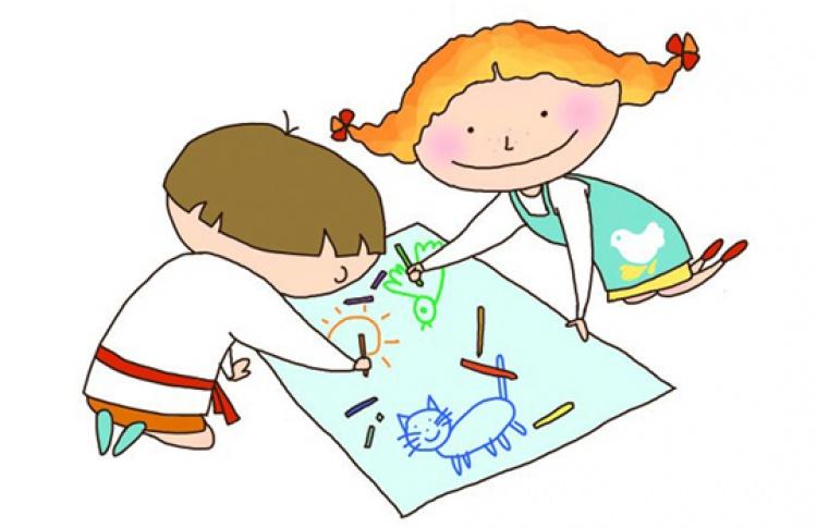 Детский день в Парке культуры и чтения