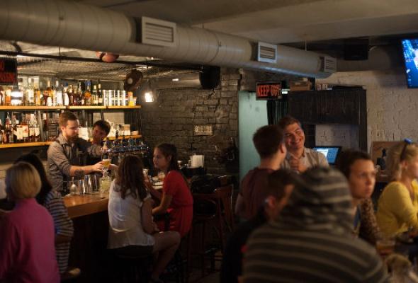Ламбеджек бар - Фото №1