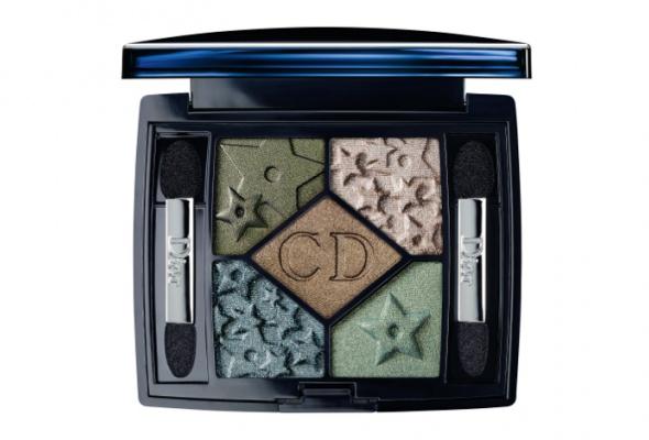 Осенняя коллекция макияжа Dior Mystic Metallics - Фото №0
