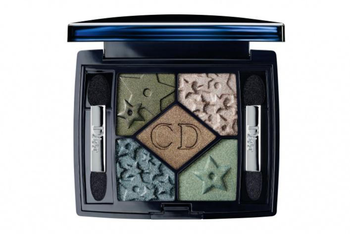 Осенняя коллекция макияжа Dior Mystic Metallics