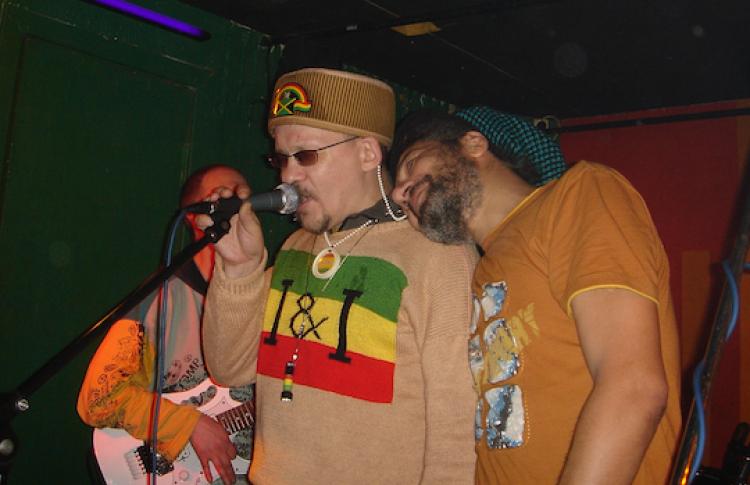 Reggae-session: Dr. I-Bolit, Ку, Diapositive