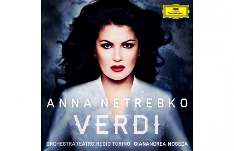 Anna Netrebko. Verdi Arias
