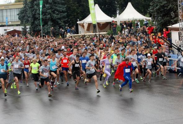 Nike. WeRun Moscow: фотоотчет - Фото №3