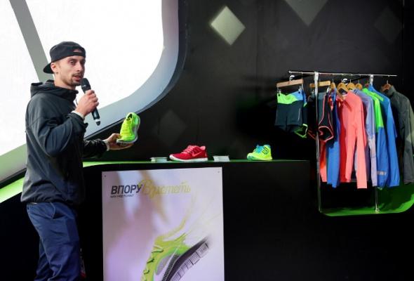 Nike. WeRun Moscow: фотоотчет - Фото №6